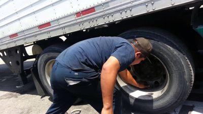 Смяна на гуми на място - Изображение 1