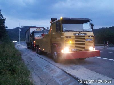 Пътна помощ камиони 1