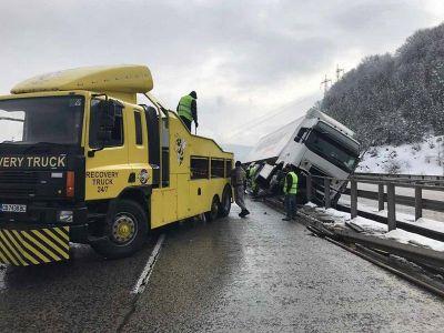 Пътна помощ камиони 2